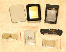 1 Zippo mechero lighter zippo Club usar nuevo new SUPERIOR