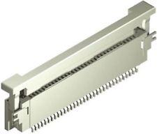 Molex 54104 0.5 mm pitch 50 vías Conector de Ángulo recto FPC, contacto superior Zif