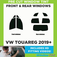 Pre Cut Window Tint - VW Touareg 2019+ - Full Kit