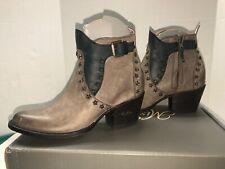 Miss Macie Rogue Cowgirl Women's Western Star Stud Shortie Boot Display Samples