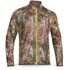 NEW Under Armour Scent Control Realtree Xtra Camo Jacket Mens Size L 1262075 946