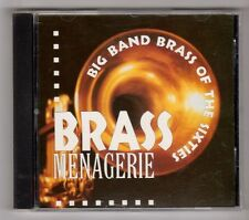 (GZ243) Various Artists, Big Band Brass Of The Sixties - 1992 CD