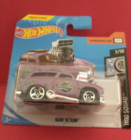 HOT WHEELS - SURF'N TURF - ROD SQUAD - SHORT CARTE - 2019 - VOITURE - R 5483