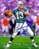 Dan Marino Autographed Signed 8x10 Photo ( HOF Dolphins ) REPRINT