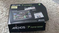 Archos 7 Home Tablet, 8GB (FAULTY)