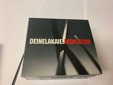 Indicator ~ Deine Lakaien CD DIGIPAK V NR MINT ALL ROUND 5052498182220