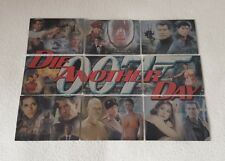 Rittenhouse Archives James Bond Die Another Day Trading Card Set