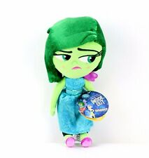 Disney Store Disgust Plush - Inside Out - Small - 11''
