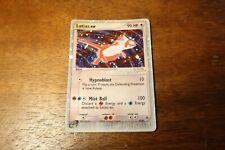 Latias ex 93/97 EX Dragon Condition Holo Pokemon Card