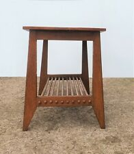 More details for art deco / arts and crafts cotswold style table