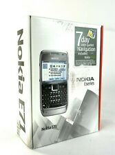 New Nokia E71 Unlocked Phone 3.2 MP Camera, International 3G, GPS, Gray