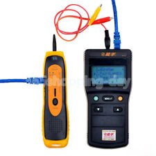 Digital Display Network Lan Rj45/11 Cable Toner Wire Detector Line Tracer Tester