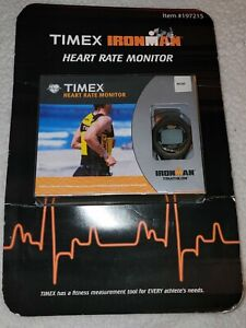 New Timex Ironman 197215 Heart Rate Monitor NIP