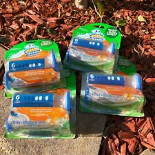 4x Scrubbing Bubbles FRESH GEL Toilet Cleaning Stamp New