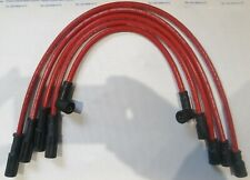 Ignition Leads Lancia Delta 1.6 inj RACE PERFORMANCE 10mm Formula Power sets