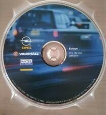 DVD OPEL Navigation DVD 100 NAVI / EUROPA 2009/2010 / ANTARA CORSA D  Delpi sys