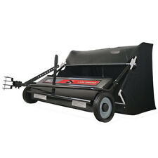 """Ohio Steel 42SWP22 Tow Behind Lawn Sweeper 42"""" 22 cu. ft."""