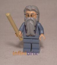 LEGO Professor Silente dal Set 4842 Castello di Hogwarts Harry Potter NUOVO hp099