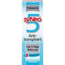 syNEO 5 Deo Antitranspirant Spray 30ml PZN 1261760