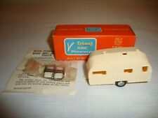 TRIANG MINIC M1553 CARAVAN - NR MINT in original BOX