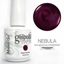 15ml Mabel's Gel Nail Art Soak Off Color UV Gel Polish UA Lamp - Nebula