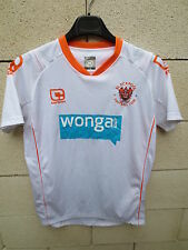 Maillot BLACKPOOL FC Carbrini shirt Wonga.com S football away
