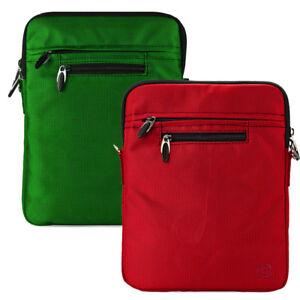 Nylon Tablet Case Shoulder Bag For Apple iPad 9.7 / iPad Air / iPad Pro 11