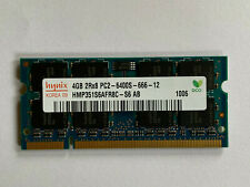 Hynix Dell 4GB DDR2 Memory SO-DIMM 200 pin PC2-6400S 800MHz HMP351S6AFR8C-S6