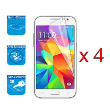 4 X Copertura Dello Schermo Guardia Scudo Film Lamina Per Samsung Galaxy J5 2015 Protettore