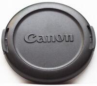 Genuine Canon Front Lens Cap E-58mm 58 mm For EF FD Lenses