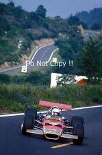 Jochen Rindt Gold Leaf Team Lotus 49B French Grand Prix 1969 Photograph 1