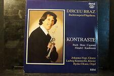 Dirceu Braz, Bachtrompete und Flügelhorn - Kontraste