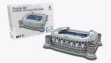Nuevo nanostad real madrid 3d-puzzle santiago bernabéu estadio 83 piezas fútbol