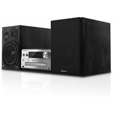 Panasonic SC-PMX94EG-S HiFi-Anlage silber CD-System Bluetooth DAB+ Radio USB