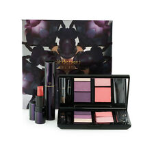 Cle De Peau Jeu Floral Wintry Flower Kit - Lipstick, Mascara, Blush, Eye Color
