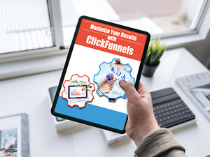 How to Use Click Funnels Setup Sales Funnel Video Training Course on CD-Rom +D/L