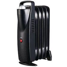 Mini radiateur à bain d'huile électrique 500 W Portable Heater