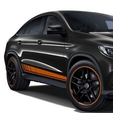 Mercedes-Benz GLE-Class C292 Edition 1 AMG sports stripes Decal Graphics