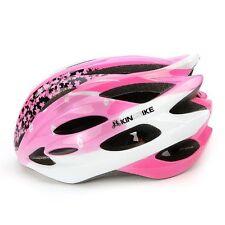 Helme mit Reflektor für Fahrräder