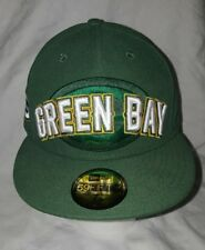 New Era 59Fifty 7 3/8 NFL GREENBAY Packers Fitted Hat