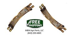 Brake shoe pair Allis Chalmers D17 D19 D21 170 175 180 185 190 200 Tractor