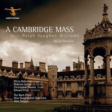 Vaughan Williams: A Cambridge Mass; Parry: Blest Pair of Sirens