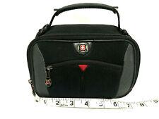 Swiss Gear Black Canvas Camera Bag