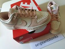 Nike Dunk Low Orange Pearl UK 5 BNIB DEADSTOCK FREE POSTAGE