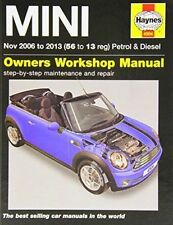 MINI Petrol & Diesel Service and Repair Manual: 2006-2013 (Haynes Service and Re