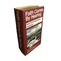 Faith Comes By Hearing 12 Cassettes Vol 4 New Testament N2NIV Bible Stereo Music