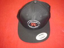 HENNESSEY ~ NEVER STOP NEVER SETTLE  BLACK BASEBALL CAP