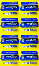 New SET OF 8 CHAMPION Platinum POWER Spark Plugs - Made in USA