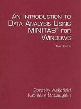 An Introduction to Data Analysis Using  Minitab for Windows 3rd Edition