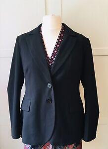 Autonomy, Size 16 Black Tailored Lined Jacket